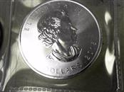 ROYAL CANADIAN MINT Silver Coin 10Z .999 FINE GOLD